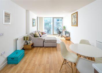 Thumbnail 2 bed flat to rent in Merlin Heights, Hale Village, Waterside Way, London