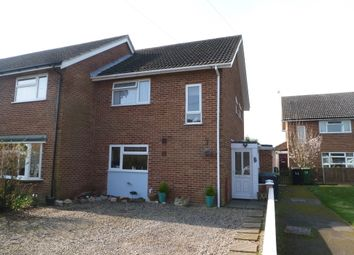 Thumbnail 2 bed end terrace house for sale in St Benets Road, Stalham, Norwich
