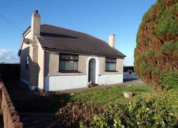 Thumbnail 2 bed bungalow for sale in Cae Garw Road, Rhosbodrual, Caernarfon, Gwynedd