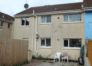 Thumbnail 2 bed flat to rent in Pengegon Parc, Camborne