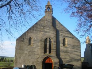 Thumbnail 2 bed flat to rent in The Old Church, Mulben, Moray, Keith