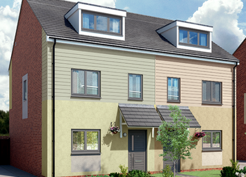 """Thumbnail 3 bed property for sale in """"The Corbridge At The Rise, Scotswood"""" at Whitehouse Industrial Estate, Whitehouse Road, Newcastle Upon Tyne"""