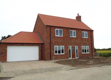 Thumbnail 4 bed detached house for sale in Plot Five, Stoneleigh Farm, Maltby Le Marsh