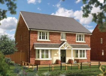 "Thumbnail 5 bed detached house for sale in ""The Winchester"" at Fieldgate Lane, Whitnash, Leamington Spa"