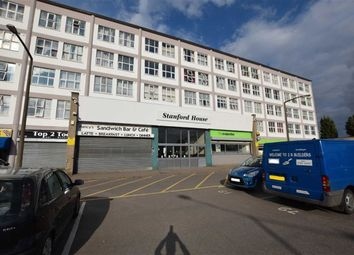 Thumbnail 2 bed flat for sale in Stanford House, Princess Margaret Road, East Tilbury, Essex