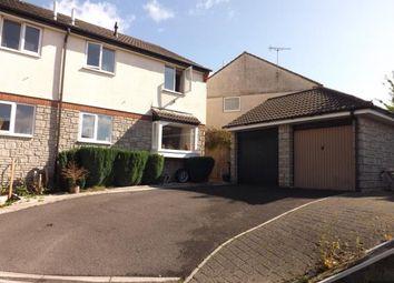 Thumbnail 1 bed terraced house for sale in Heathfield, Newton Abbot, Devon