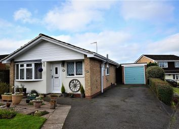 Thumbnail 2 bed detached bungalow for sale in Tiverton Close, Mickleover, Derby