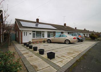 Thumbnail 2 bed semi-detached bungalow for sale in Radlett Close, Penketh, Warrington
