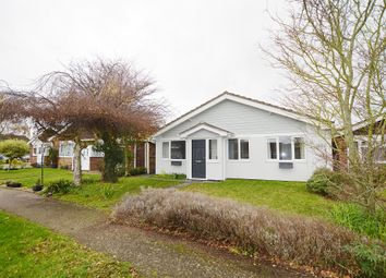 Thumbnail 3 bed detached bungalow for sale in Broom Knoll, East Bergholt, Colchester