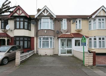 Thumbnail 3 bedroom terraced house for sale in Fairfield Road, Ilford