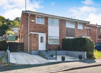 Thumbnail 3 bed semi-detached house for sale in Cross Hey Avenue, Prenton