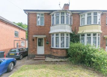 Thumbnail 3 bed semi-detached house for sale in Elmdon Road, Acocks Green, Birmingham, West Midlands