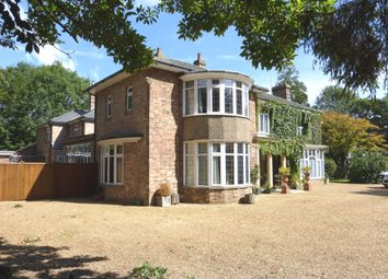 Thumbnail 6 bed detached house for sale in Main Road, Tydd, Wisbech