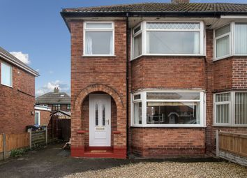 Thumbnail 3 bed semi-detached house for sale in Birkdale Avenue, Bispham, Blackpool