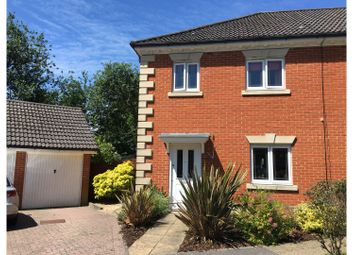 Thumbnail 3 bed end terrace house for sale in Juniper Close, Oxted