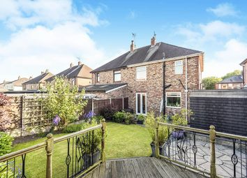 Thumbnail 3 bed semi-detached house for sale in Springfield Road, Wigan