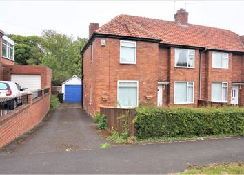 Thumbnail 2 bed semi-detached house for sale in Woodside Avenue, Newcastle Upon Tyne