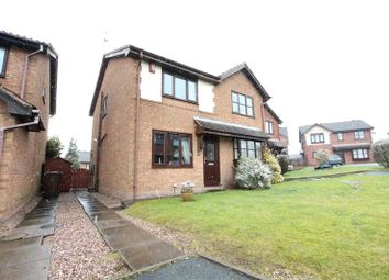 Thumbnail 2 bed semi-detached house for sale in Wren Close, Biddulph, Stoke-On-Trent