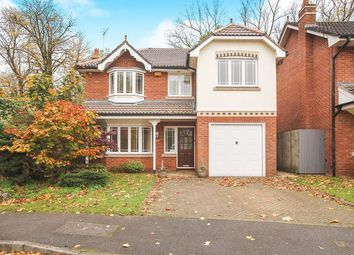 Thumbnail 4 bed detached house to rent in Bishopton Drive, Macclesfield