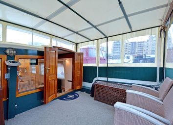 Thumbnail 2 bedroom houseboat for sale in Goodhart Place, London