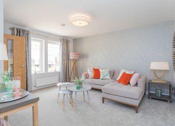 Thumbnail 3 bedroom semi-detached house for sale in Castle Drive, Auchterarder