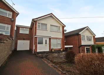 Thumbnail 4 bed detached house for sale in Freda Close, Gedling, Nottingham