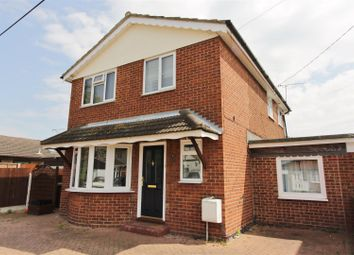 Thumbnail 4 bed link-detached house for sale in Caro Road, Canvey Island