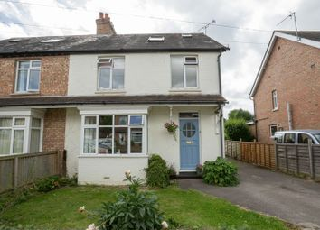 Thumbnail 4 bed semi-detached house for sale in Tregarth Road, Chichester