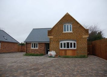 Thumbnail 3 bed detached bungalow for sale in High Street, Moulton, Northampton