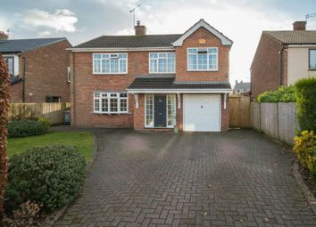 Thumbnail 5 bed detached house for sale in Gorse Bank Road, Hale Barns, Altrincham