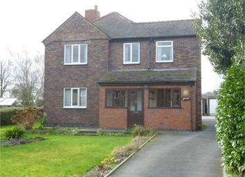 Thumbnail 2 bed flat to rent in Hints Road, Hopwas, Tamworth, Staffordshire
