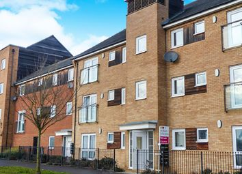 Thumbnail 2 bedroom flat for sale in Clayburn Road, Hampton Centre, Peterborough