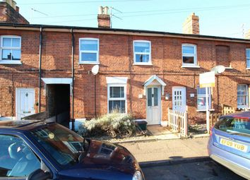 Thumbnail 3 bed terraced house for sale in Cannon Street, New Town, Colchester, Essex