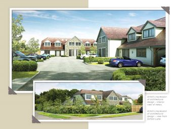 Thumbnail 2 bed terraced house for sale in Foxholme Mews, Summersdale Road, Chichester, West Sussex
