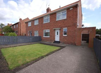 Thumbnail 2 bed semi-detached house for sale in Felton Drive, Forest Hall, Newcastle Upon Tyne