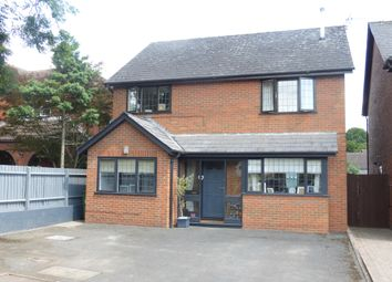Thumbnail 4 bed detached house for sale in Hampton Manor Close, Hereford