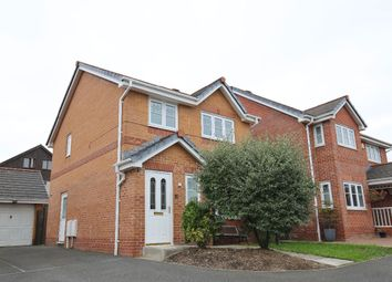 Thumbnail 3 bed detached house for sale in Robin Crescent, Heysham, Morecambe