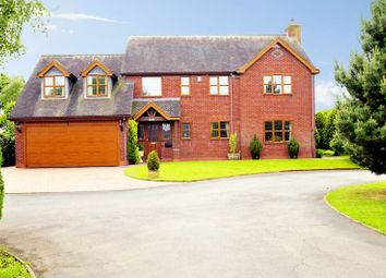 Thumbnail 5 bed detached house for sale in Longville, Much Wenlock