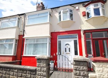 Thumbnail 3 bed terraced house for sale in Dundale Road, Old Swan, Liverpool