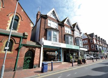Thumbnail 1 bed flat for sale in Flat 4 Hyde Court, Grove Road, Eastbourne, East Sussex