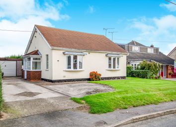 Thumbnail 3 bedroom detached bungalow for sale in Cliff Road, Winteringham, Scunthorpe
