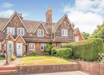 2 bed terraced house for sale in Gothic Cottages, The Ridgeway, Shorne, Gravesend DA12