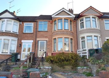 Thumbnail 3 bed terraced house for sale in Rutherglen Avenue, Whitley, Coventry