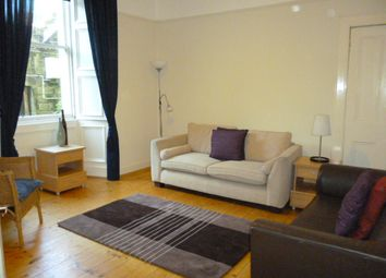 Thumbnail 2 bedroom flat to rent in Royal Crescent, Hillside, Edinburgh