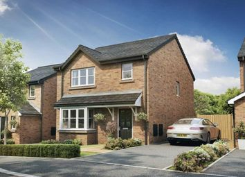 Thumbnail 3 bedroom detached house for sale in Grasmere Avenue, Farington, Leyland, Lancashire