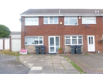 Thumbnail 3 bed terraced house for sale in Hunnington Close, Quinton, Birmingham