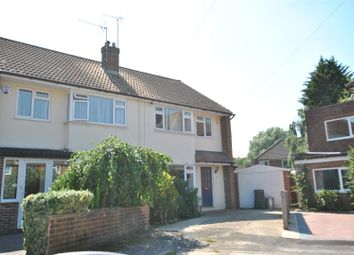 Thumbnail 5 bed semi-detached house to rent in Stirling Close, Cowley, Uxbridge
