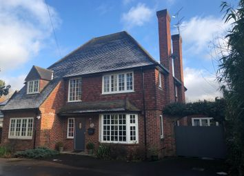 Thumbnail 4 bed detached house to rent in Park Road, Camberley