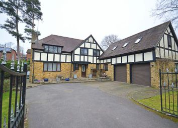 Thumbnail 5 bed detached house to rent in West View Road, Headley Down, Bordon