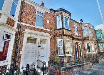Thumbnail 3 bed maisonette for sale in Brinkburn Avenue, Gateshead